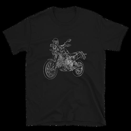 Short-Sleeve Unisex Yamaha Tenere 700 T-Shirt