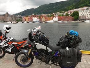 My first visit to Bergen
