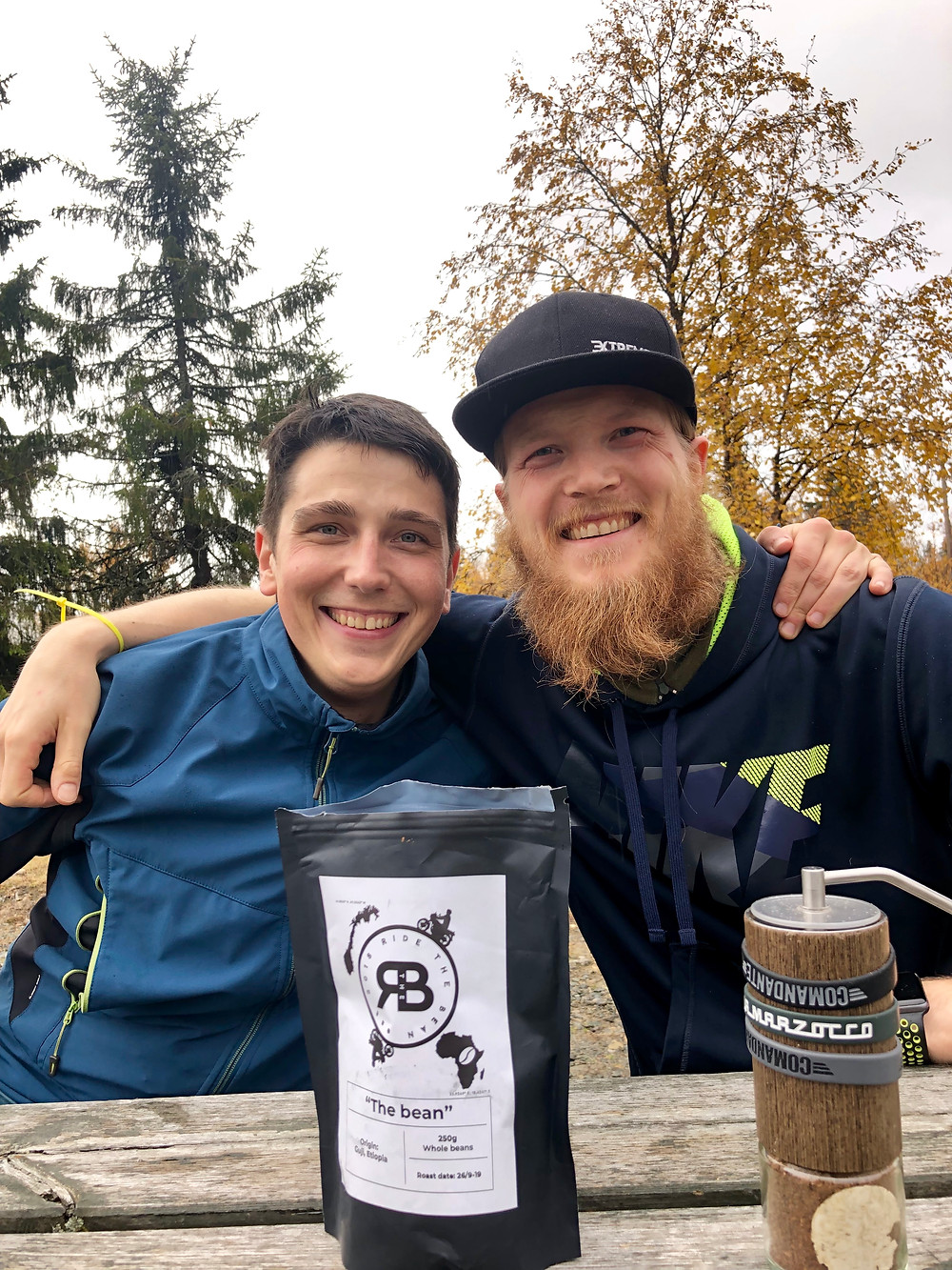 Josef & Kenneth | Ride the Bean | The Bean | Rondane