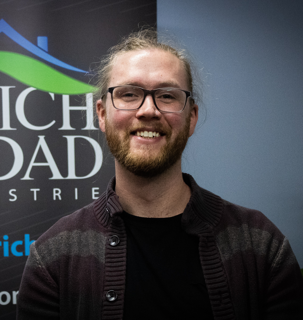 Jonathan Langille - Media & Communications Coordinator
