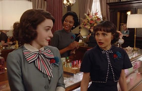 Lilli Stein - The Marvelous Mrs. Maisel