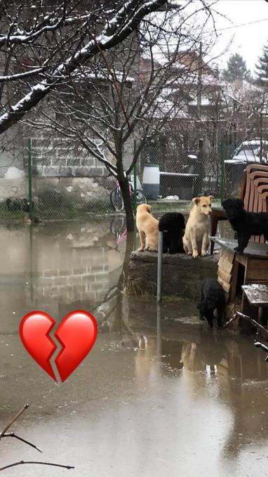 Schlimmes Unwetter in Bulgarien!