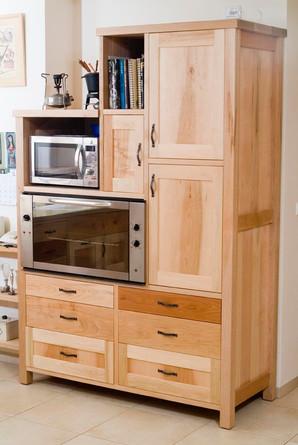 יחידה גבוהה עבור תנור רחב
