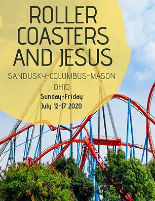 middle school roller coaster and jesus 2