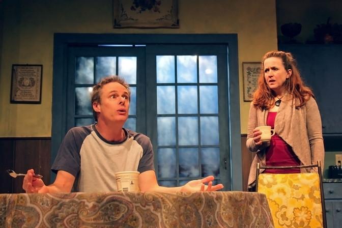 'Dead Accounts'  (with Mary McGloin, Hampton Theatre Company)