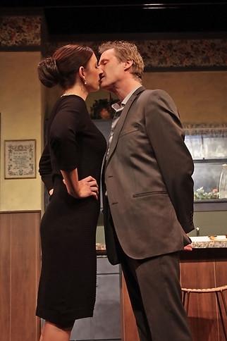 'Dead Accounts' (Hampton Theatre Company, with Rebecca Edana)