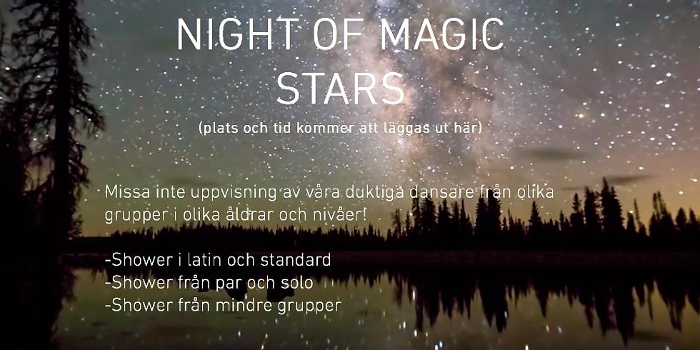 Night Of Magic Stars