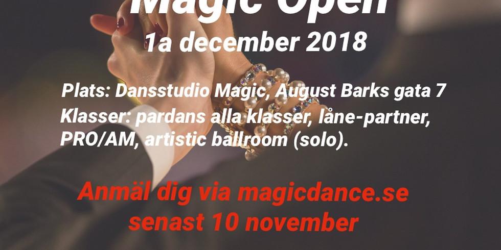 Magic Open