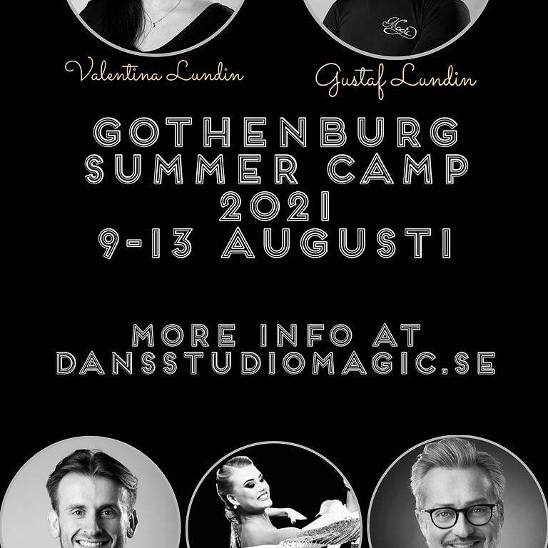 SUMMER CAMP (rekrytering, basic, advanced)