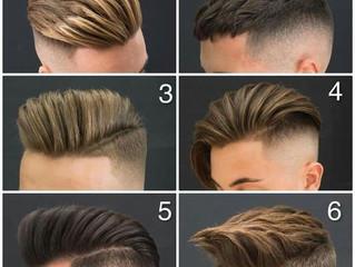 Best Hair Styles for Men's