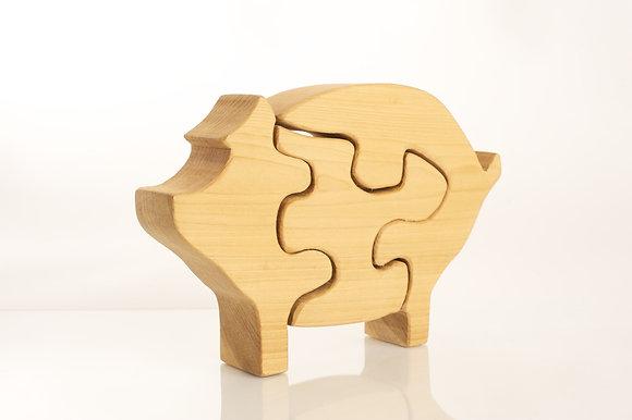 Piggy Puzzle