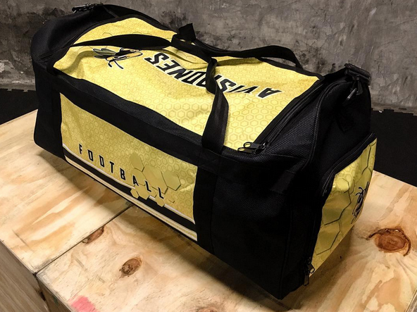 maleta football americano