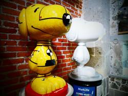 Crash Dummy Snoopy