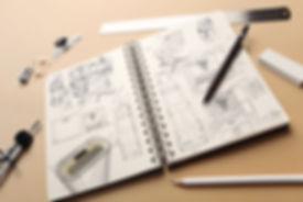 sketch book inubox