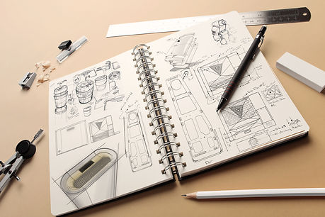 sketch book inubox