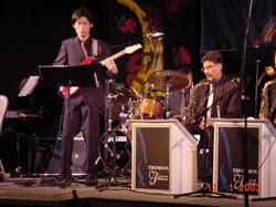 Thomson Big Band Performing at IAJE