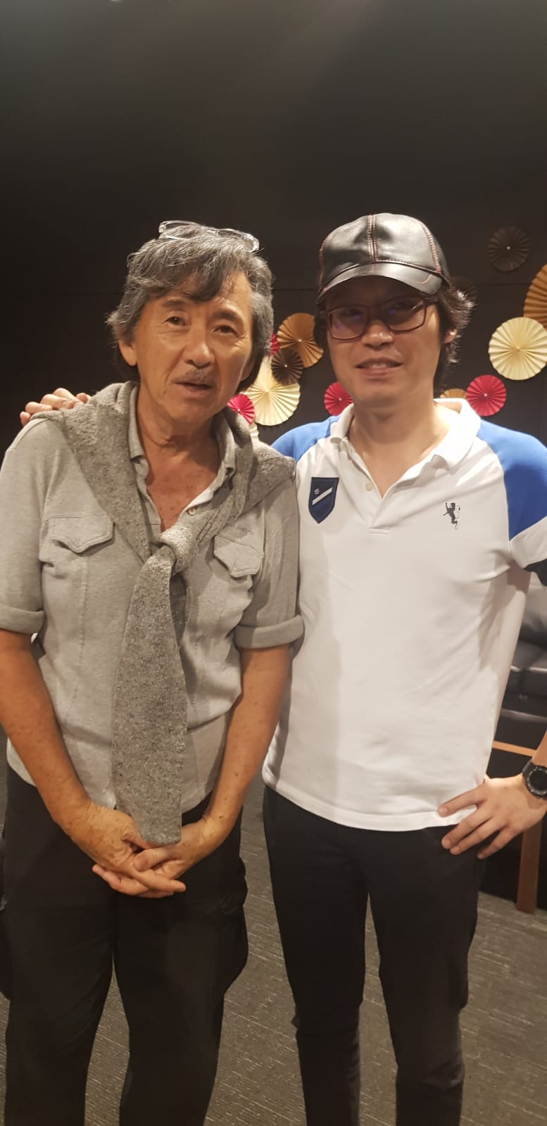 Cantopop Legend George Lam