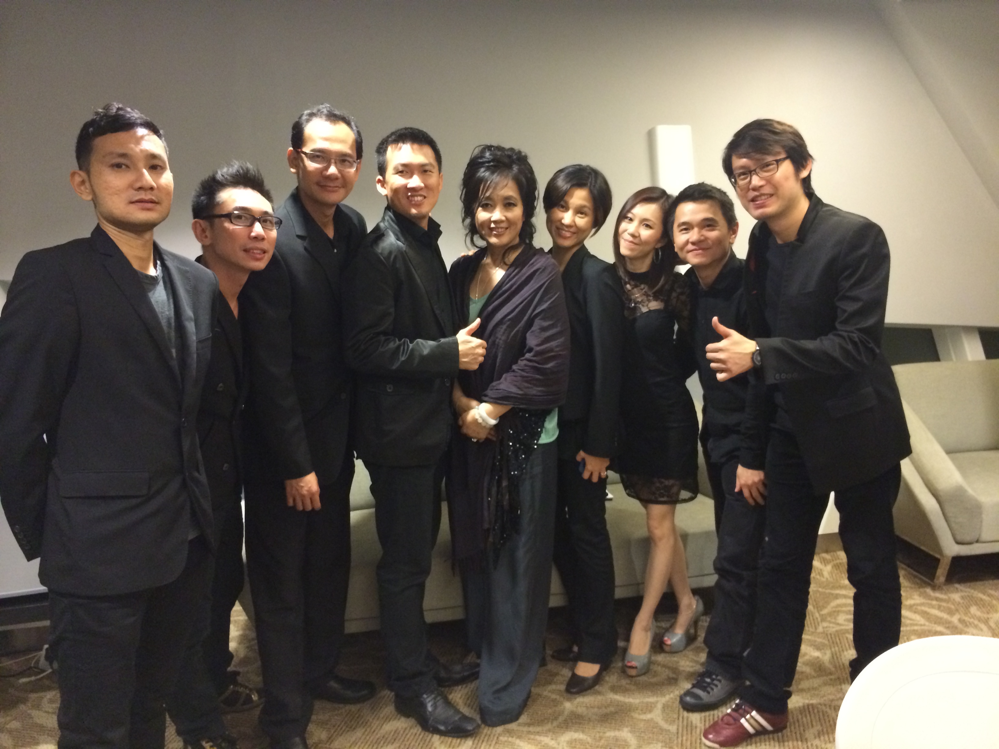 Chong Feng 12 Band with Qi Yu