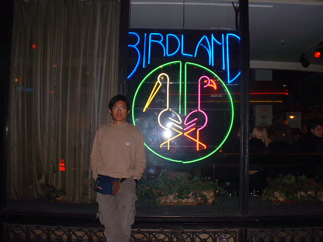 Birdland in New York