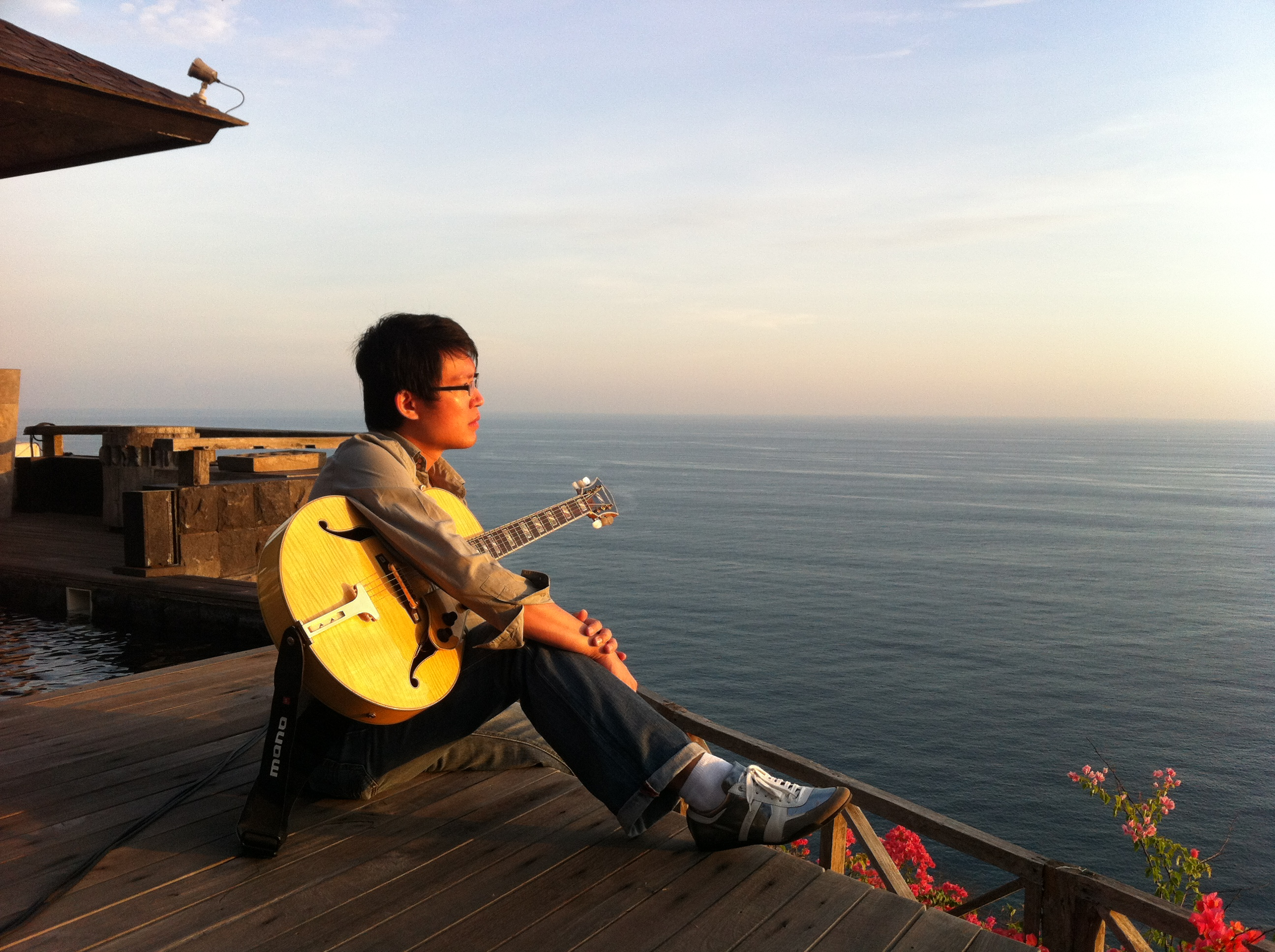 Gig at Khayangan Estate - Bali