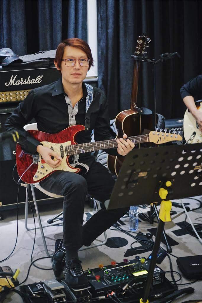 Rehearsal Studio