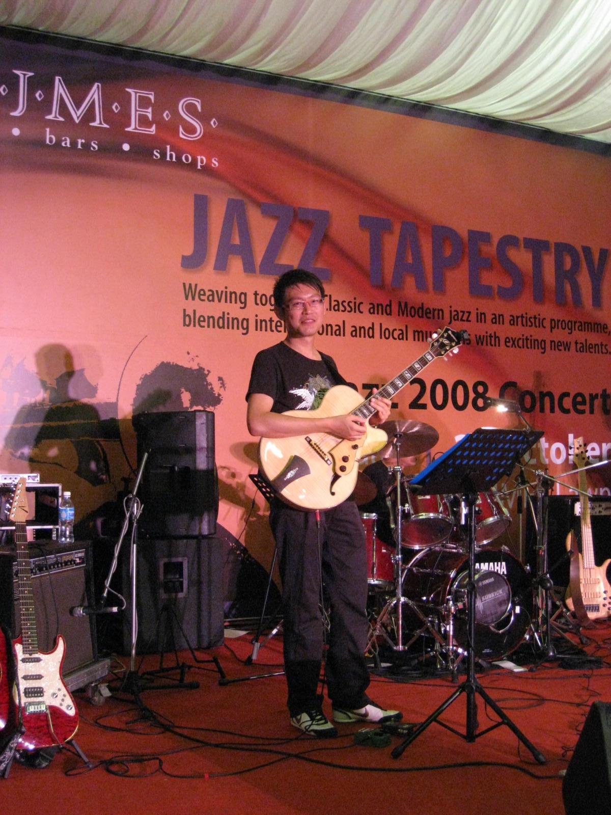 Chijazz Festival '08 - Jazz Tapestry
