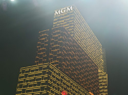 Awesome View of MGM Grand
