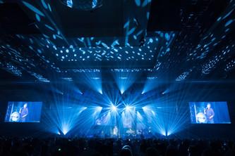 Beautiful Stage Lighting Design