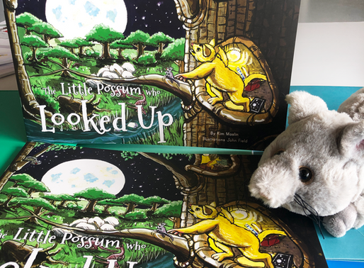 Hello Possum! (Cyber Safety Picture Story Book)