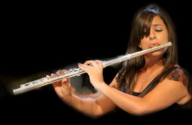 Geraldine Morillo Barazarte, Flutist