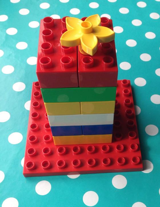 Great LEGO challenge.
