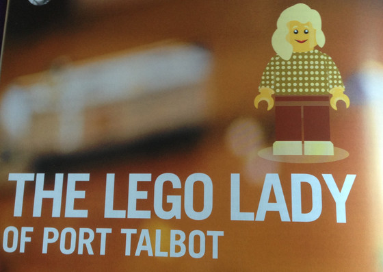 The LEGO Lady of Port Talbot