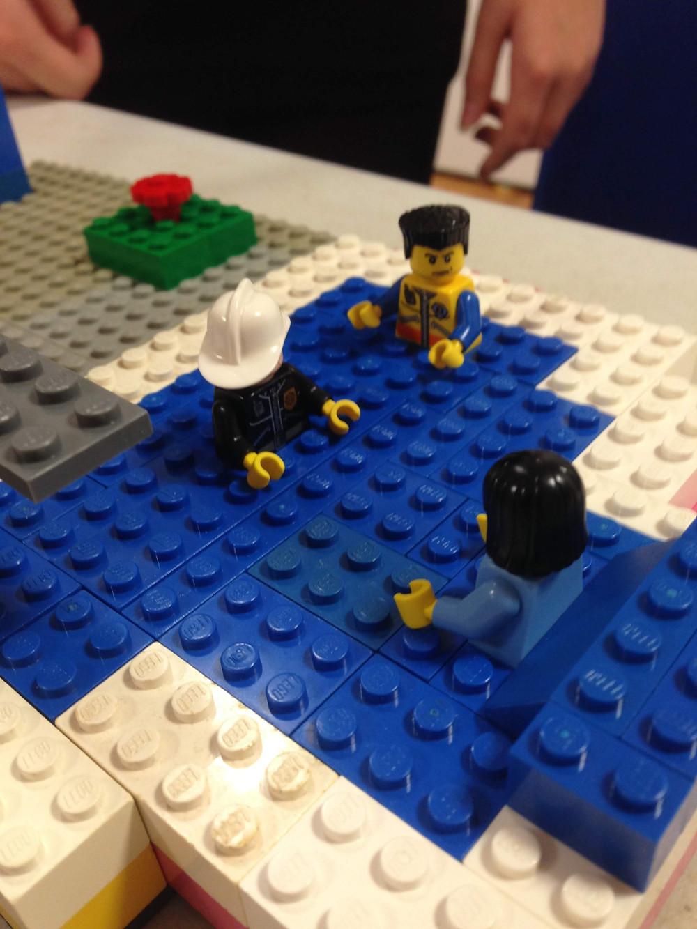 LEGO - the Promised Land