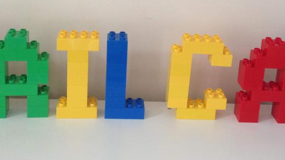 Begin the Race - Paul in LEGO