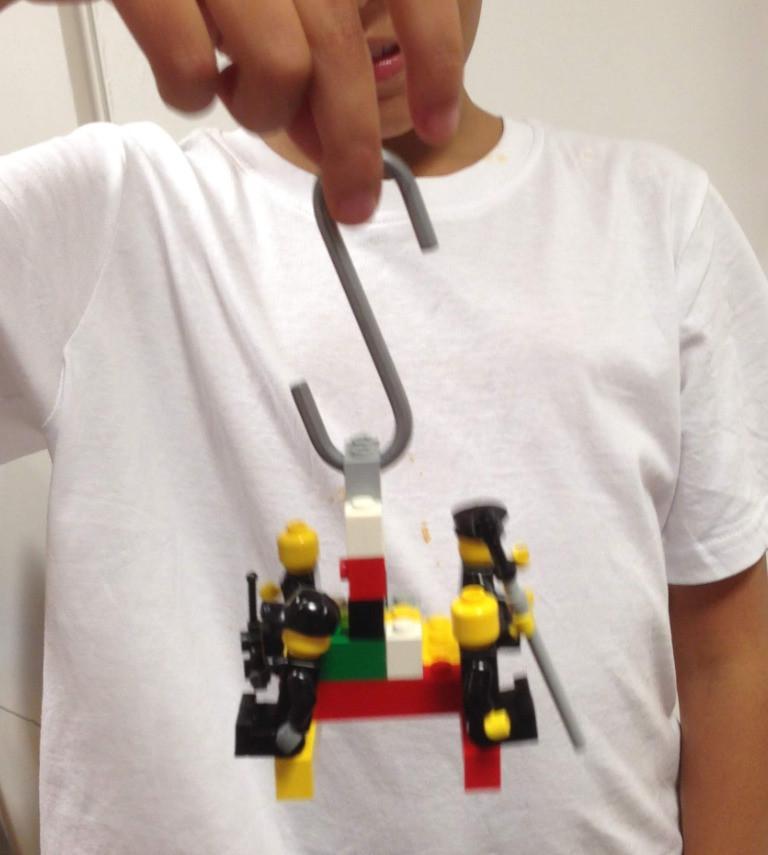 The IKEA hook