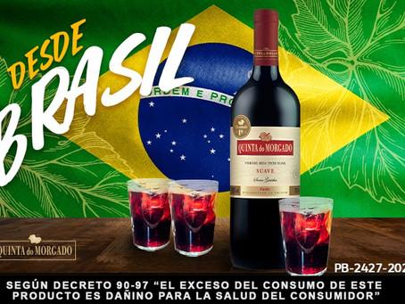Porque el vino Quinta do Morgado es ideal para ti
