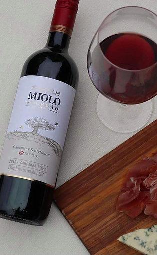 MIOLO SELECAO CABERNET SAUVIGNON/MERLOT