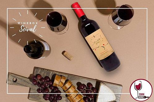 Wine Box Seival Tempranillo