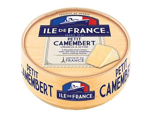 Queso CAMEMBERT FRANCÉS