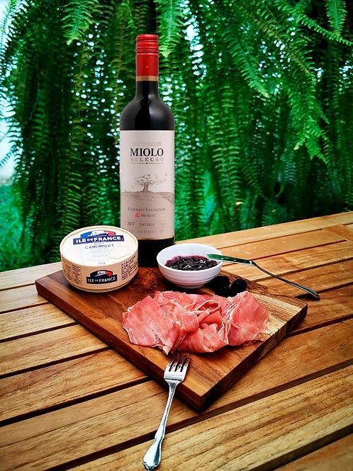 Wine Box Selecao Cabernet S /Merlot