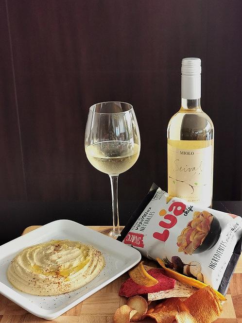 Wine Box Hummus