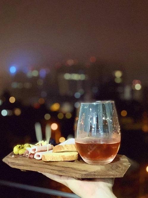 "Plato ""Wine and Cheese"""