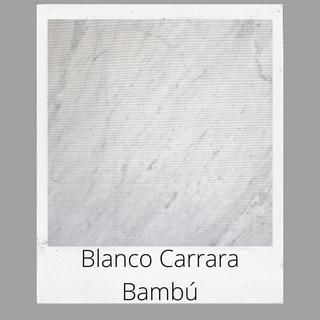 Blanco Carrara Bambú