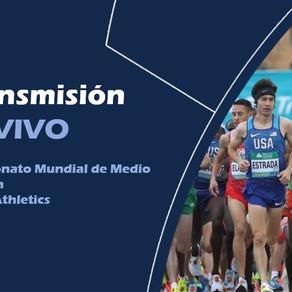 Sigue en vivo el Campeonato Mundial de Medio Maratón Gdynia 2020