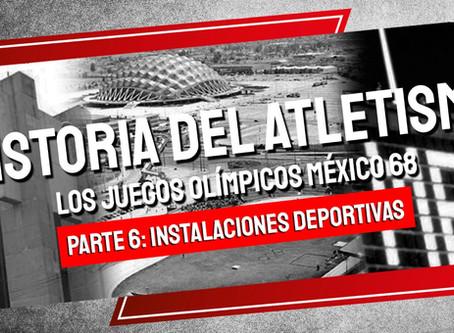 Historia del Atletismo los Juegos Olímpicos México 68 - Parte VI