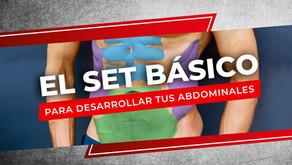El set básico para desarrollar tus abdominales
