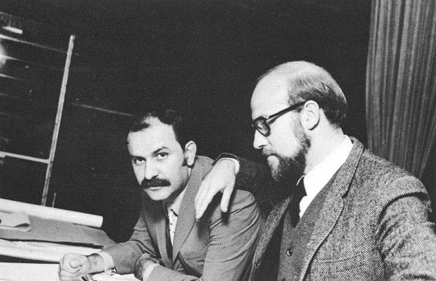 Juan Abdala Soda y Antonio Charlez Noguera