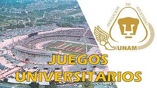 Juegos Universitarios 2019