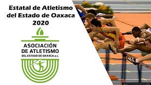 Estatal de Atletismo de Oaxaca 2020