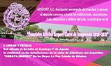 Encuentro Atlético Arsport Cierre de Temporada 2020-2021